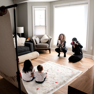 Two Hoboken Photographers Find Creative Way to Learn and Raise Funds