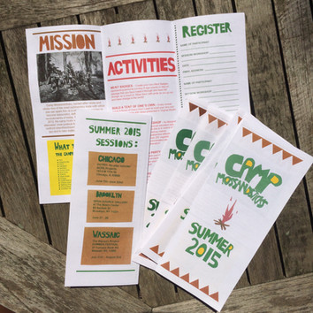 2015 Brochures