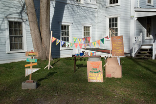 LET YOUR VOICE BE HEARD! Protest Sign Making Party at The Wassaic Project!