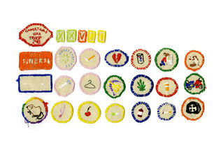 Make your own Merit Badge!! 2-5pm