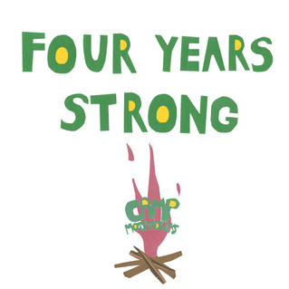 FOUR YEARS STRONG!!