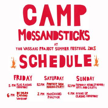 Wassaic Schedule