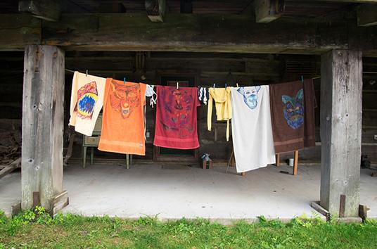 Crimson Tide Towels