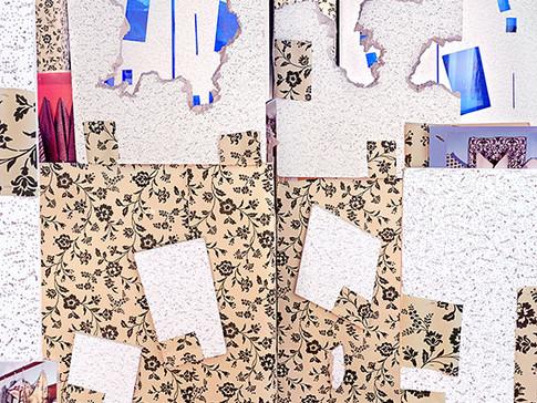 Ceiling Tile Manhattan Bridge