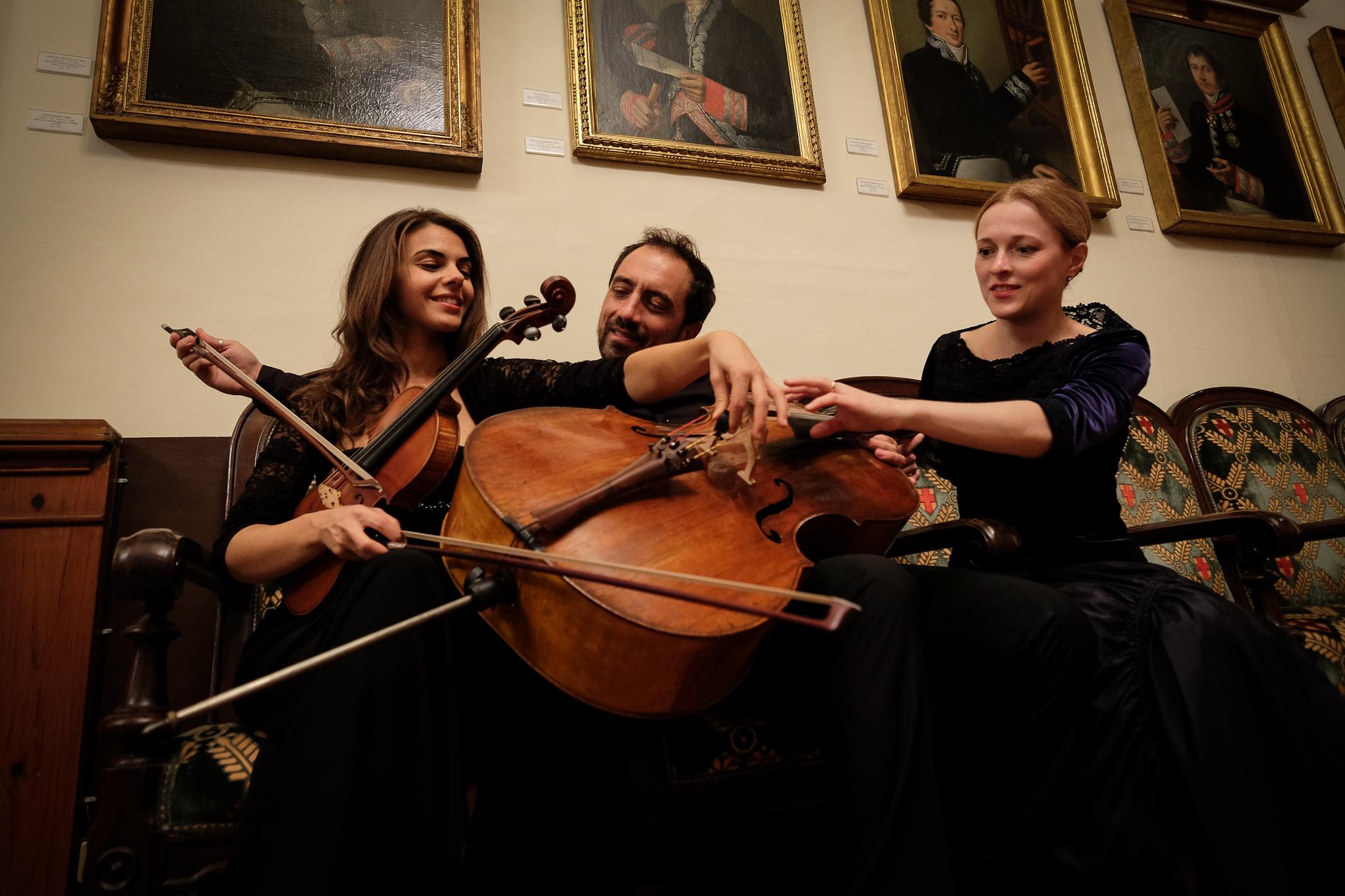 Trio Gioconda De Vito