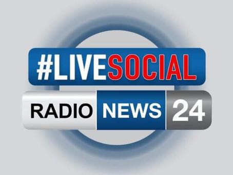 La Fondazione a Radio News24