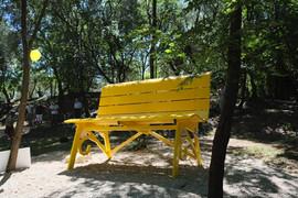 La nostra yellow Big Bench