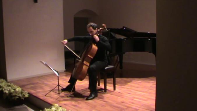 Leoš Janáček, Pohadka (for cello and piano)