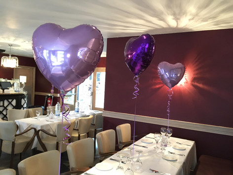 "Single 18"" Plain Foil Balloon"