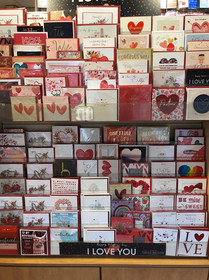 Valentine's Greeting Cards