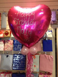 "Personalised 18"" Foil Balloon"