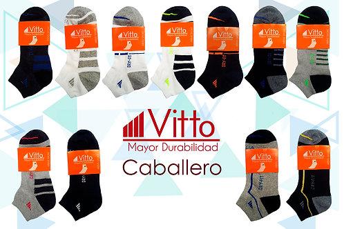 Vitto Surtido Caballero (100 Pares)