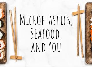 Microplastics, seafood, and you