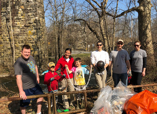 Press Release: Annual Musconetcong River Cleanup Surpasses Previous Record-Breaking Year