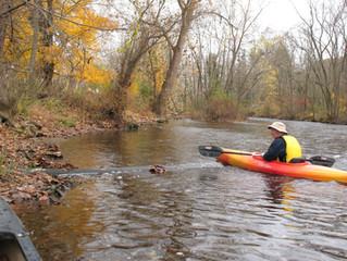 Safety Advisory: Upcoming Pipeline Removal Project on Wild & Scenic Musconetcong River