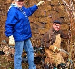 Volunteer Support Program: Thank You, Tish!