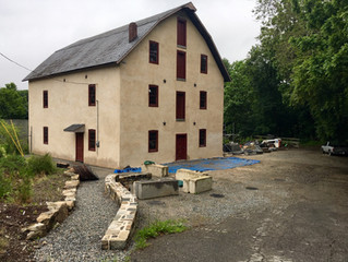 """It's beginning to look like the """"new"""" old Asbury Mill"""