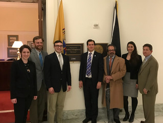MWA's Congressional Visit