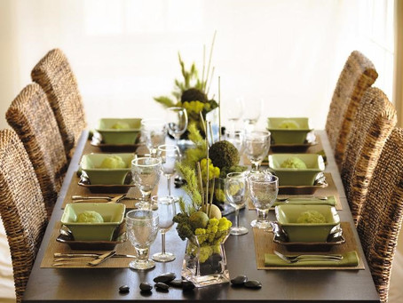 Having a Dinner Party, Family Gathering, or Celebrating a Holiday?