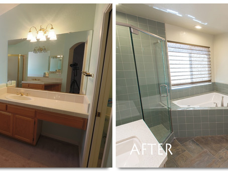 Inexpensive Bathroom Makeover Tips