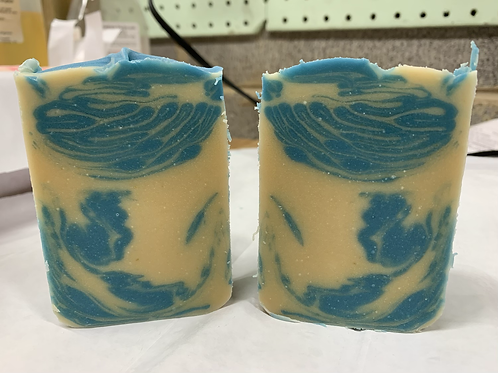 Fresh Sparkling Snow Soap