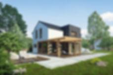 Энергоэффективные каркасные дома