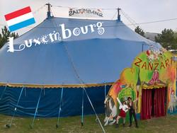 Luxembourg Artiste du Cirque