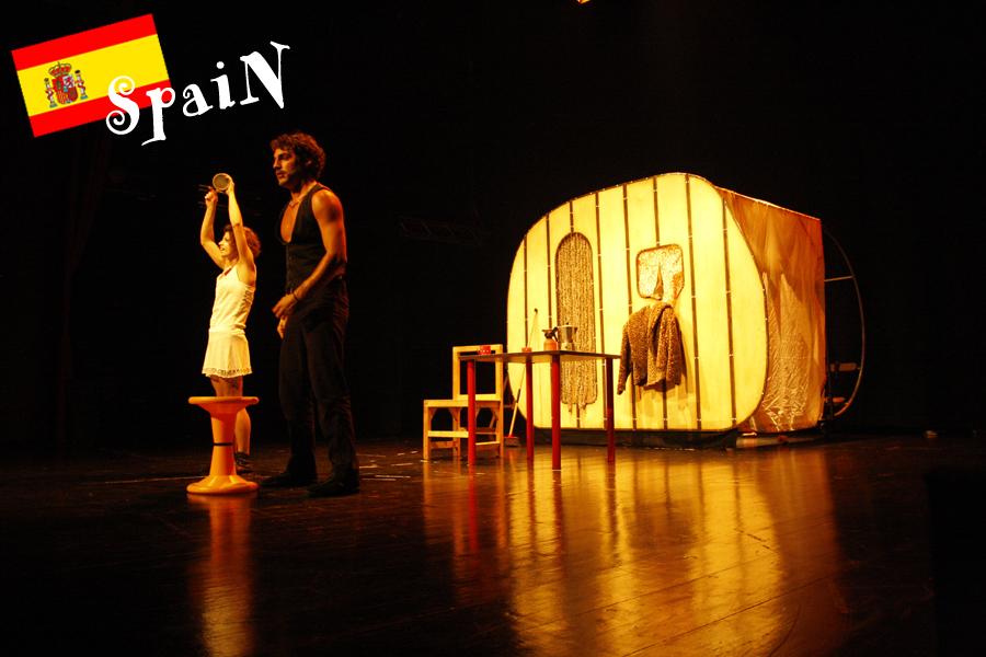 Spain Artistas Teatro Circo