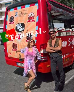 Portugal Artistas da Rua Circo Puntino_2