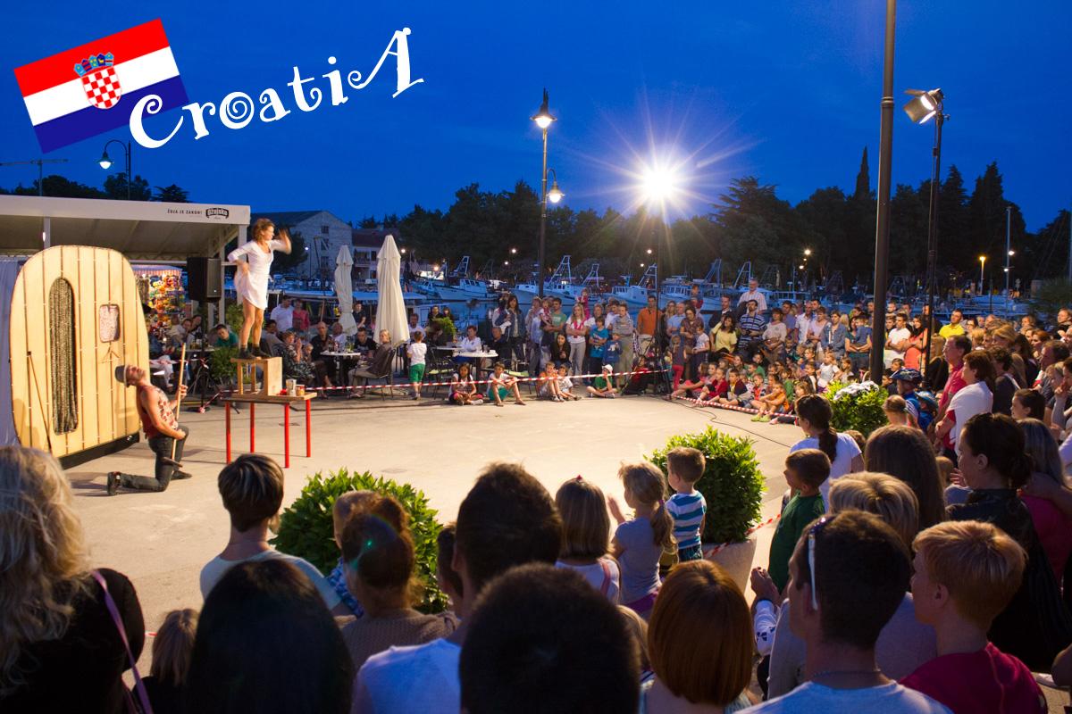 Croatia Festival Circo Puntino