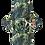 Thumbnail: Absorvente de Pano Reutilizável Noturno Circulare Selva