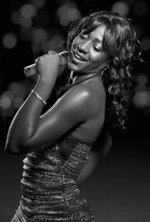 Jossy sings by Peter Pickering Photography