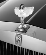 Spirit of Ecstasy by Peter Pickering Photography