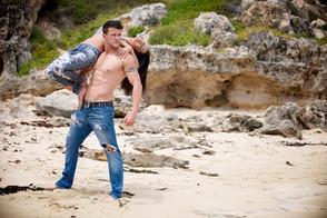 Beach hero by Peter Pickering Photography