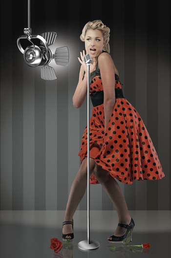 Songstress by Peter Pickering Photography