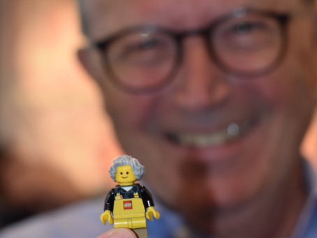 Small world adventures of a Little Old LEGO® Lady: