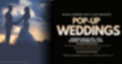 Wedding Expo Facebook Event Poster - Mad