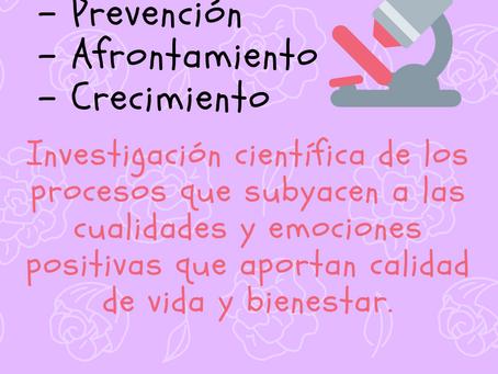 APORTACIONES DE LA PSICOLOGÍA POSITIVA.