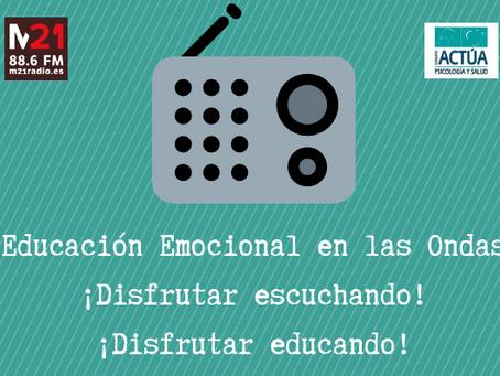 EDUCACIÓN EMOCIONAL EN LAS ONDAS:  ¡TENEMOS PODCASTS PARA TI!
