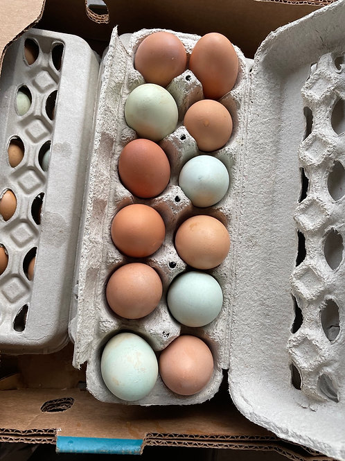 Hua Orchards Eggs