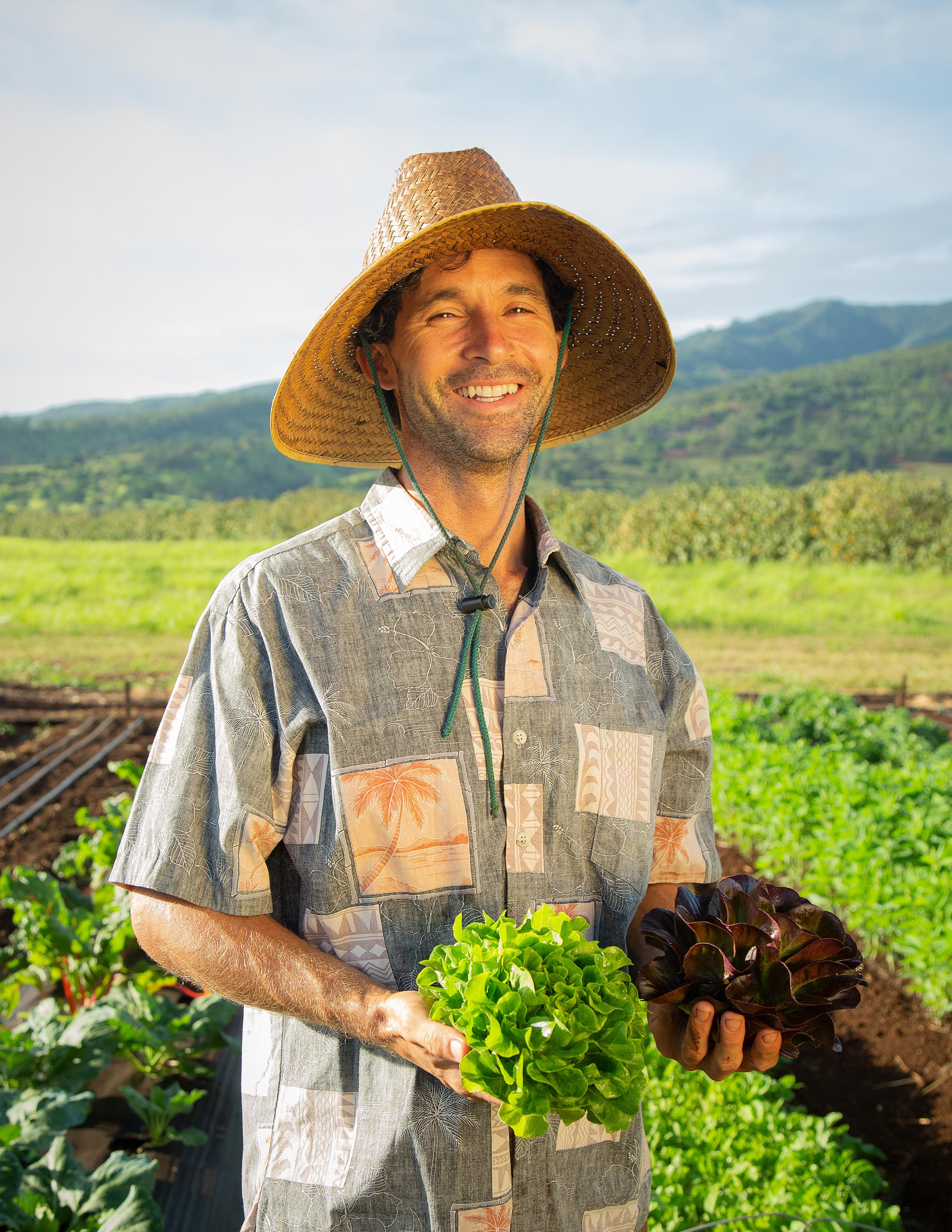 Farmer Carey