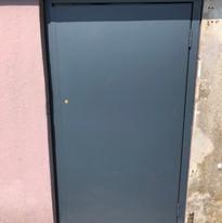 Porte jardin extérieur