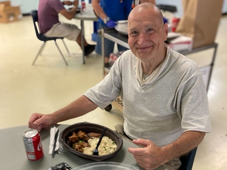 A birthday donation from the heart to the stomach: Original Joe's customer donates over 65 meals to