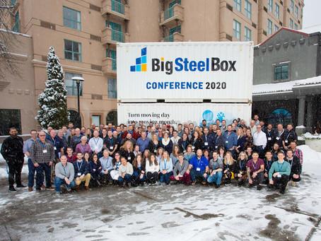 Meal Sponsor Highlight: BigSteelBox