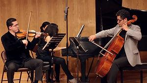 Reveron Piano  Trio
