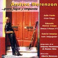 """""""andrea merenzon"""" """"Eduardo Alonso-Crespo"""" """"bassoon concerto"""" """"concierto para fagot"""""""