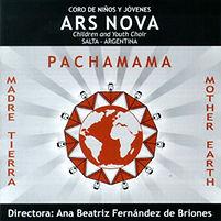 """""""Ars Nova"""" """"Eduardo Alonso-Crespo"""" Pachamama"""