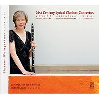 """eleanor weingartner"" ""eduardo alonso-crespo"" ""clarinet concerto"" ""concierto para clarinete"""