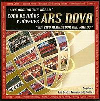 """Ars Nova"" ""Eduardo Alonso-Crespo"" Pachamama ""Ara pana"""