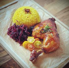 Filipino Grilled Chicken
